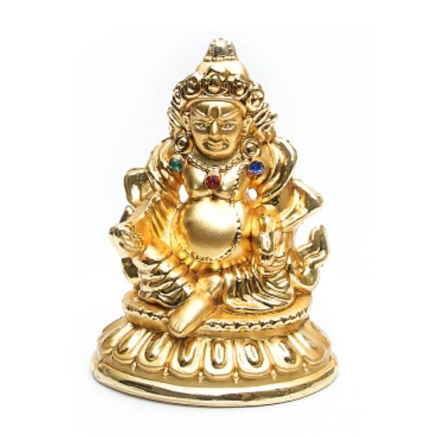 """Бог богатства Джамбал (Кубера) можно купить в интернет-магазине фэн-шуй """"Мой Талисман"""""""