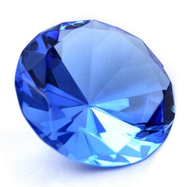 Бриллиант синий (10 см) № 206 можно купить в интернет-магазине фэн- 38ce278d168