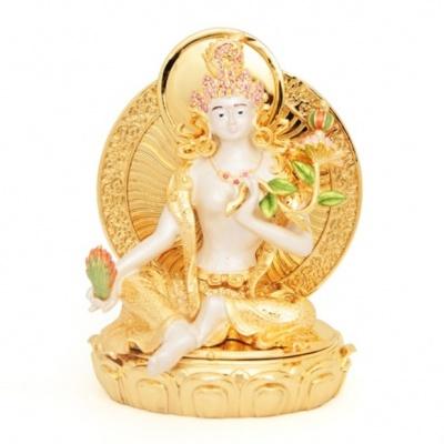 Богиня Белая Тара