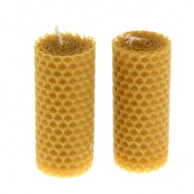 Свечи медовые из вощины