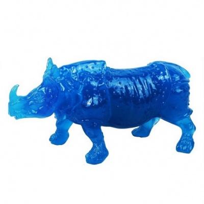 Носорог синий фен шуй