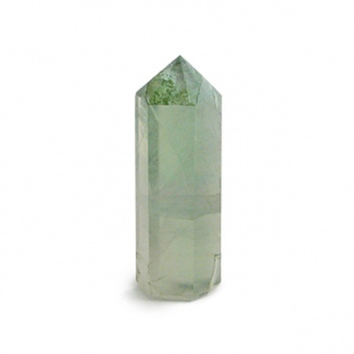 "Фигура фен-шуй ""Кристалл"", нефрит, 2,3х7,5 см"