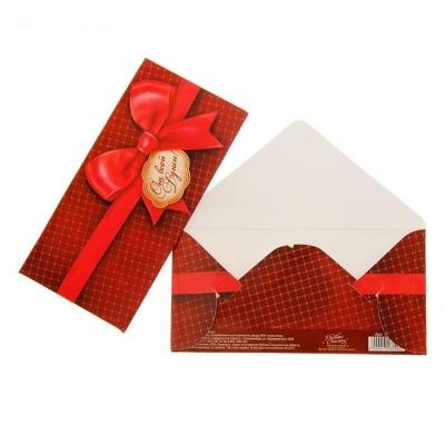 Красный конверт фен-шуй