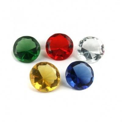 5 кристаллов 5 стихий