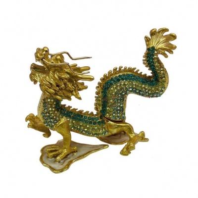 Дракон с жемчужиной фен-шуй