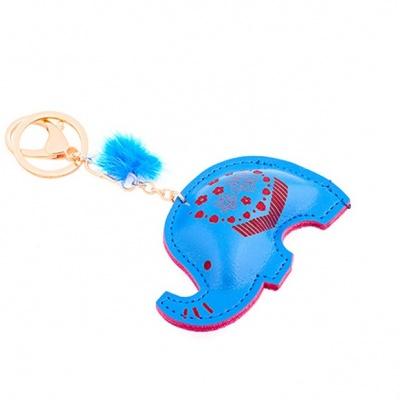 Брелок синий слон
