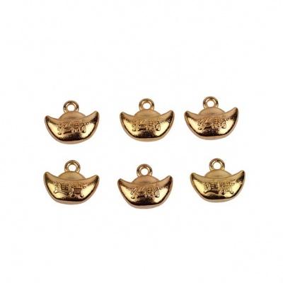 Золотые слитки фен-шуй