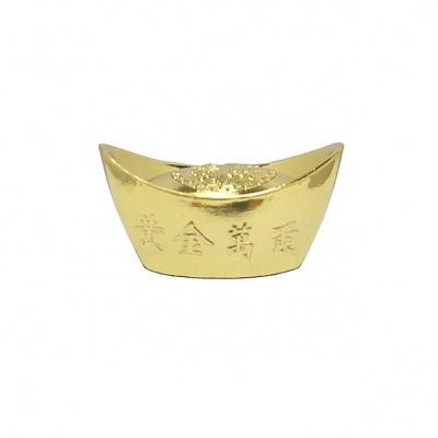 Золотой слиток фен-шуй