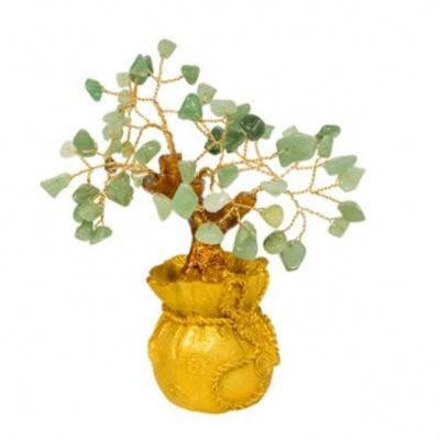 Дерево богатства с нефритом