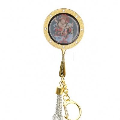 Подвеска фэн-шуй с изображением бога богатства Джамбала