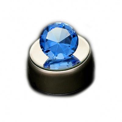 Синий кристалл фен-шуй