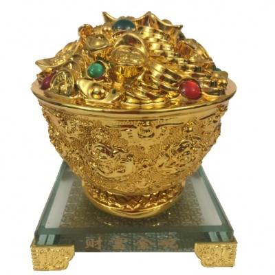 ваза богатства фен-шуй