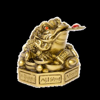 Жаба на Багуа