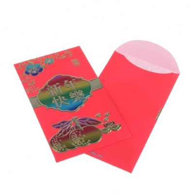 Красный денежный конверт