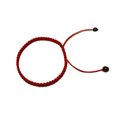 Красная нить (браслет)