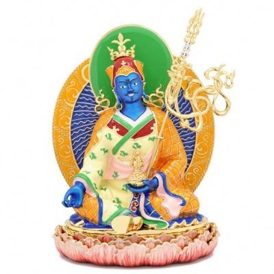 Гуру Ринпоче (в проявлении Оргйен Менла)