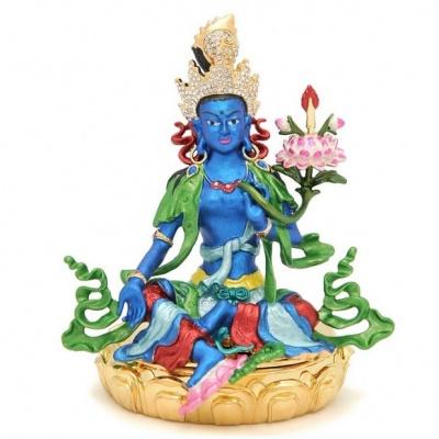 Богиня Синяя Тара