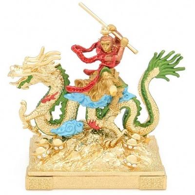 Хануман - Обезьяна на драконе