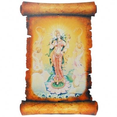 Богиня Лакшми фен-шуй
