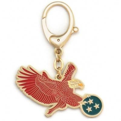 Брелок-подвеска «Красный Орел»