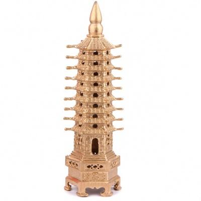 Пагода с мантрами фен-шуй