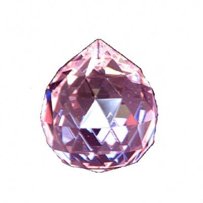 Кристалл розовый