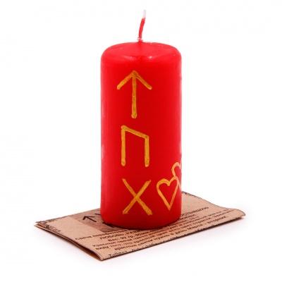 Свеча Афродиты для привлечения любви в Александрии