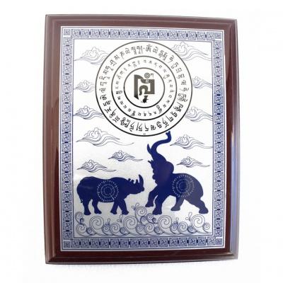 Слон и носорог фэн-шуй