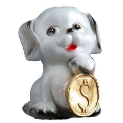 """Панно """"Собаки охраняют богатство"""""""