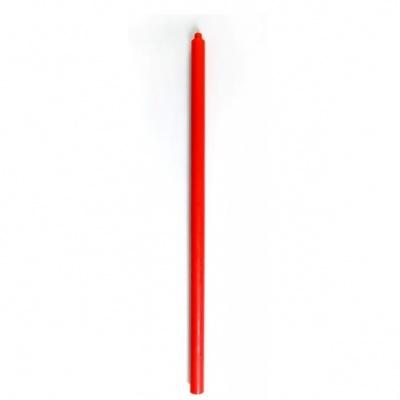 Свеча красная (29 см)