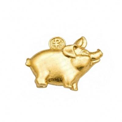 Кошельковый талисман - свинка фен-шуй