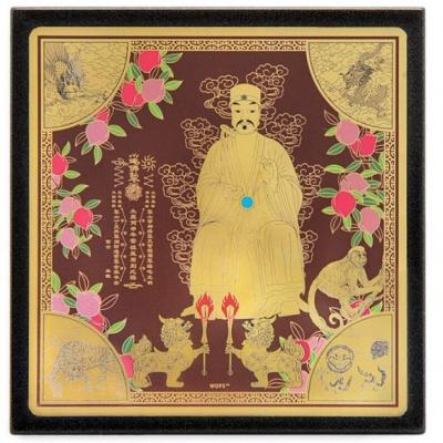 Защитная табличка от Тай Суй фэн-шуй