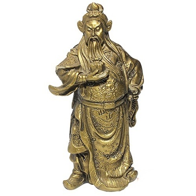 Гуан-Гунг – защитник и победитель