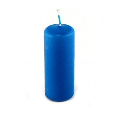 Синяя свеча