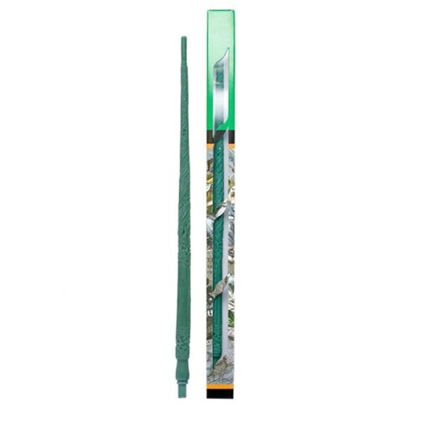 """Зеленая свеча для денег фен-шуй из коллекции свечей для ритуалов феншуй интернет-магазина фэн-шуй """"Мой Талисман"""""""