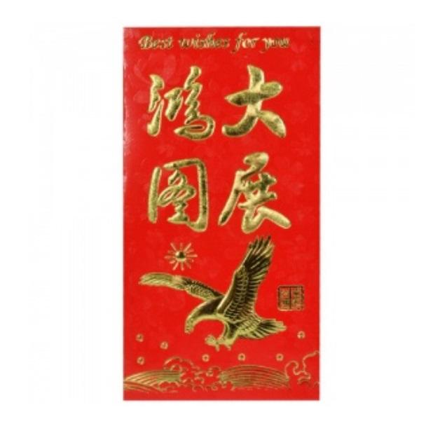 Красный конверт фэн-шуй
