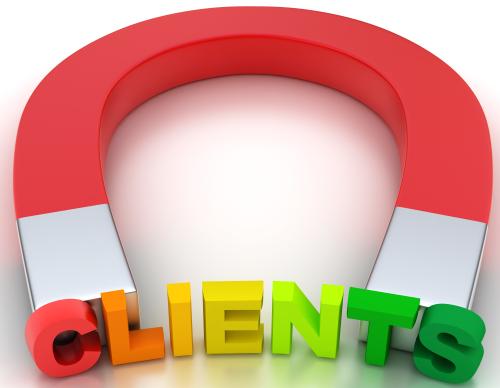 Как обеспечить приток клиентов?