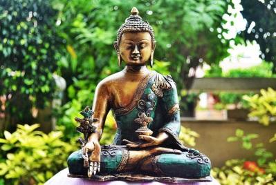 Значение статуэтки Будды в фэншуй